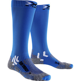 X-Socks Run Energizer Long Chaussettes, french blue